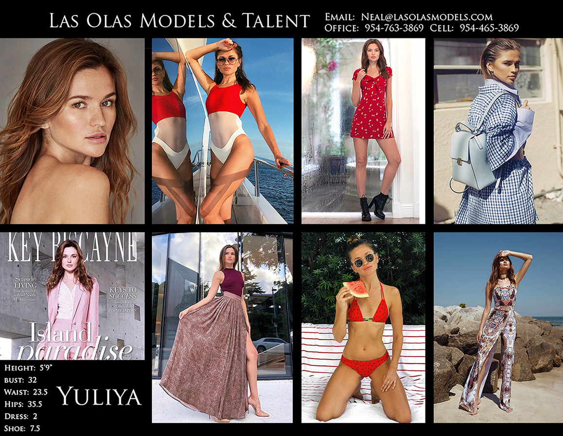 Models and Talent Print | Video | Promotions | Model Agency